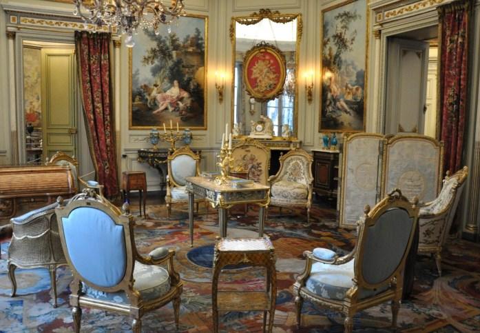 Musées parisiens insolites - musée Nissim de Camondo