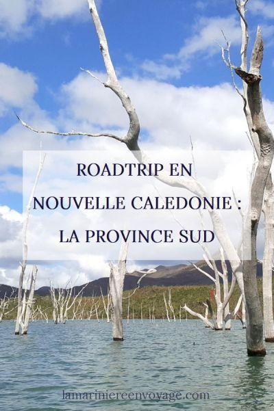 Roadtrip en Nouvelle Calédonie - la province sud