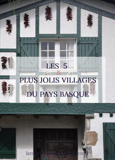 Les 5 plus jolis villages du Pays Basque