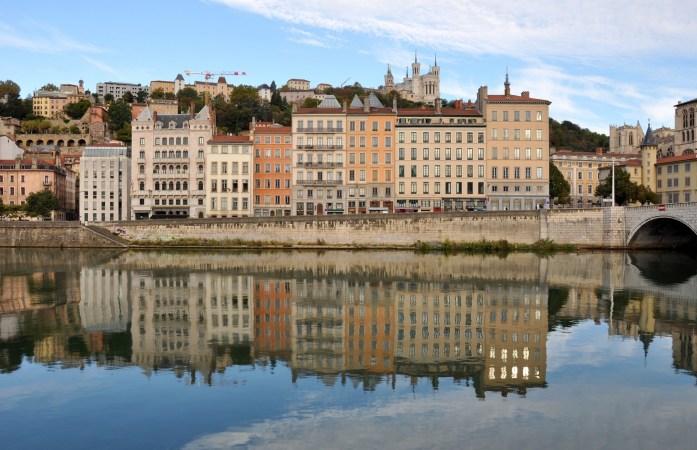 Week-end à Lyon : les quais de Saône