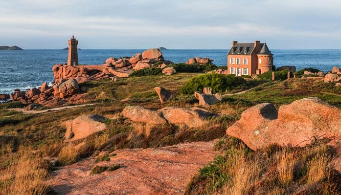 Rêves de Bretagne - côte de granit rose