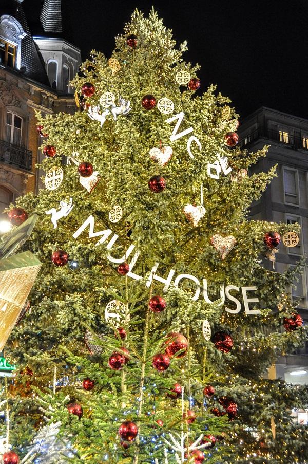 Marché de Noël de Mulhouse - Blog La Marinière en Voyage