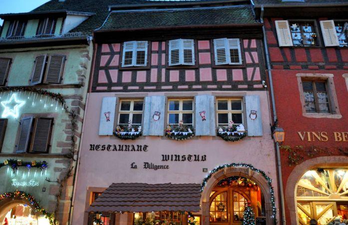 Les plus beaux marchés de Noëls alsaciens - Riquewihr