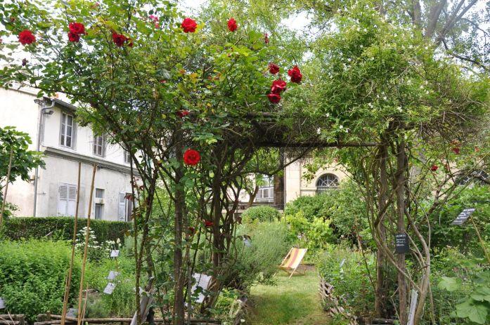 Jardin de la Basilique Saint Denis