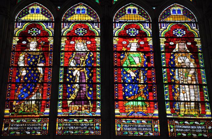 Vitraux de la Basilique Saint Denis