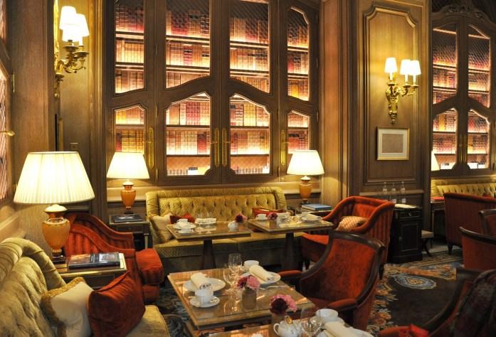 Tea Time au Ritz Paris