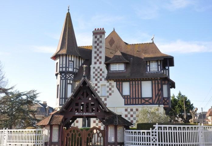Villa Marie-Antoinette à Cabourg