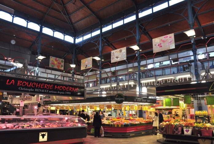 Halles du marché de Troyes