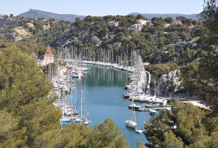 Calanques de Cassis - Port-Miou