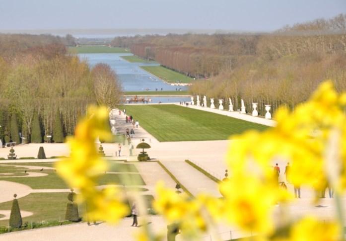 Château de Versailles - le Grand Canal