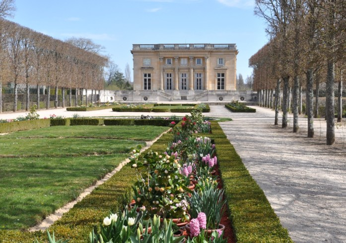 Château de Versailles - le Petit Trianon