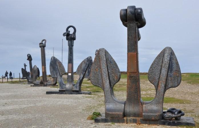 Presqu'île de Crozon - mémorial de la bataille de l'Atlantique