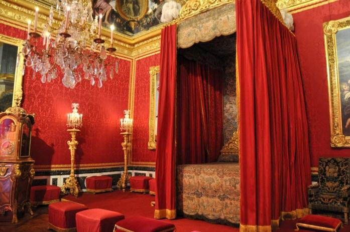 Château de Versailles - appartements d'apparat