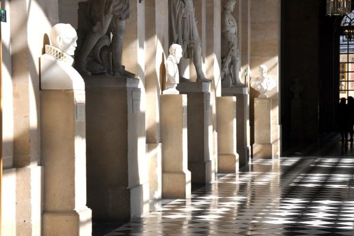 Château de Versailles - appartements