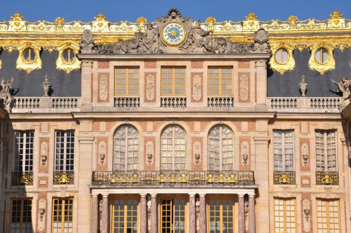 Château de Versailles - façade