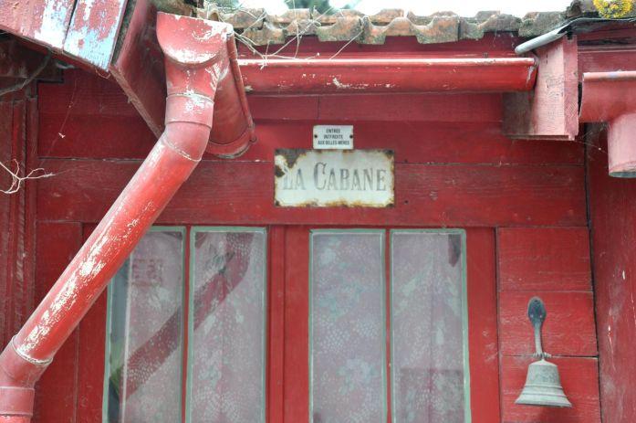Visiter le Cap Ferret à vélo - village du Canon