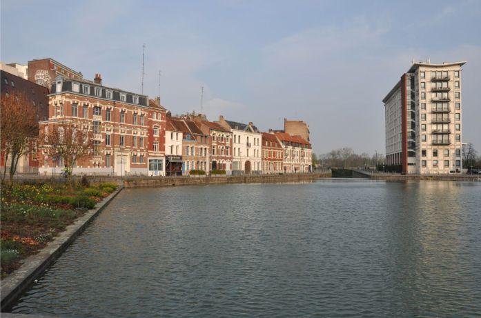 Lille en une journée - quai de Wault