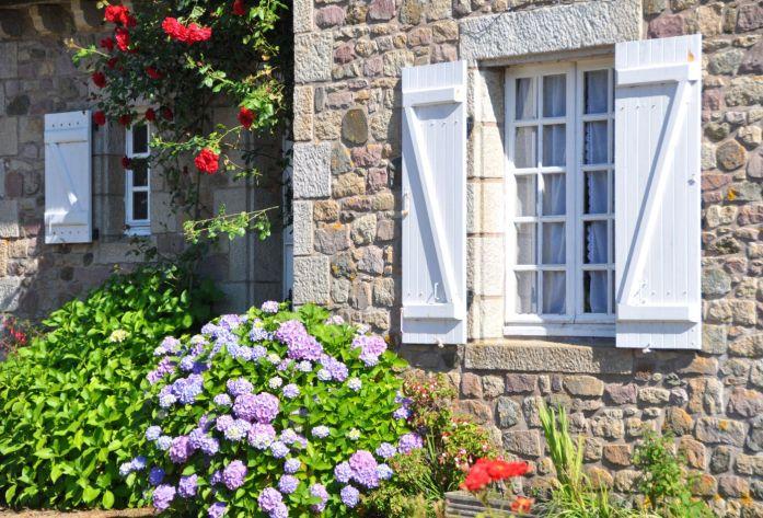 Maison bretonne - Blog La Marinière en Voyage
