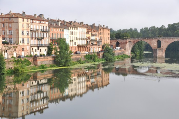 Tarn-et-Garonne - pont vieux à Montauban