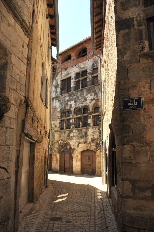 Ruelles de Saint Antonin Noble Val