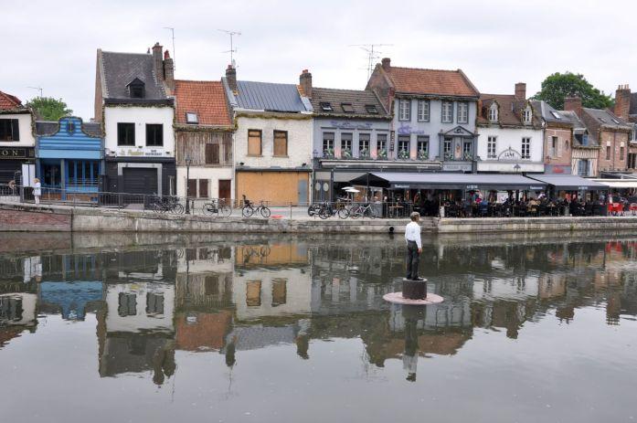 Amiens - quartier Saint Leu