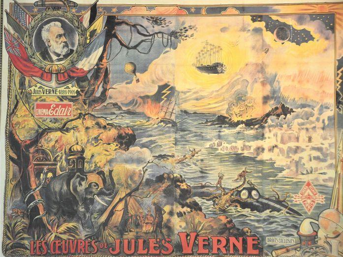 Amiens - musée Jules Verne