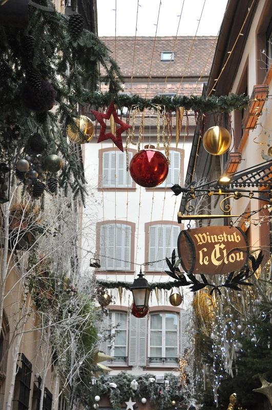 Marché de Noël de Strasbourg - Blog La Marinière en Voyage