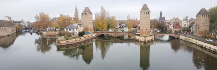L'Ill à Strasbourg - Blog La Marinière en Voyage