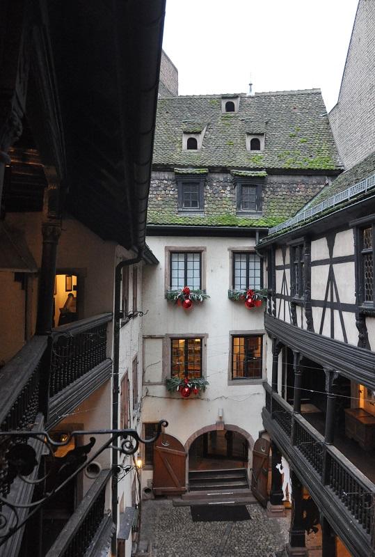 Musée alsacien à Strasbourg - Blog La Marinière en Voyage