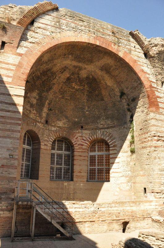 Thermes d'Arles - Blog La Marinière en Voyage