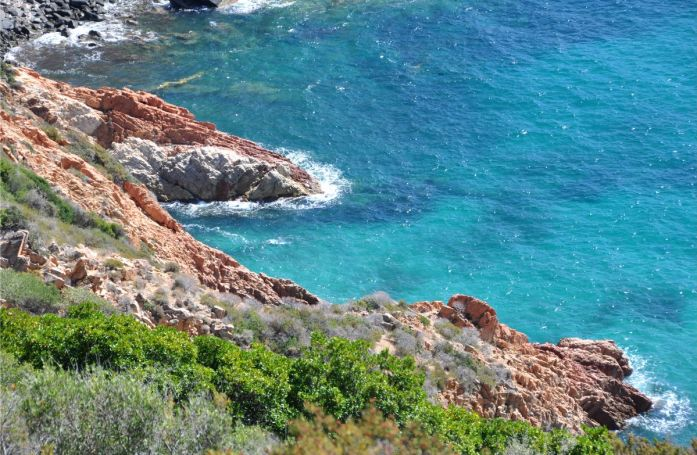 Calanques de Piana en Corse - Blog La Marinière en Voyage