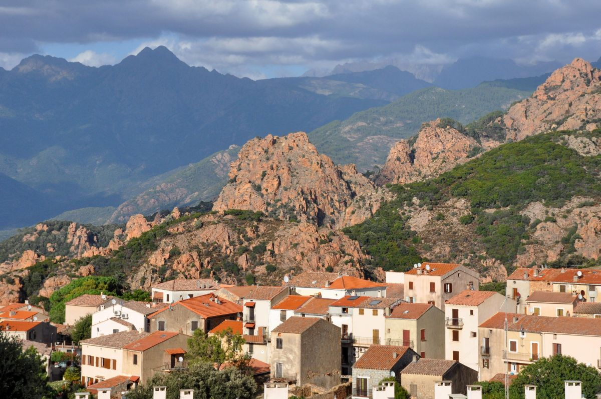Piana en Corse - Blog La Marinière en Voyage