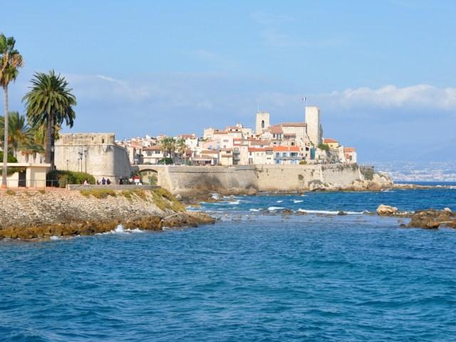 Antibes - Blog La Marinière en Voyage