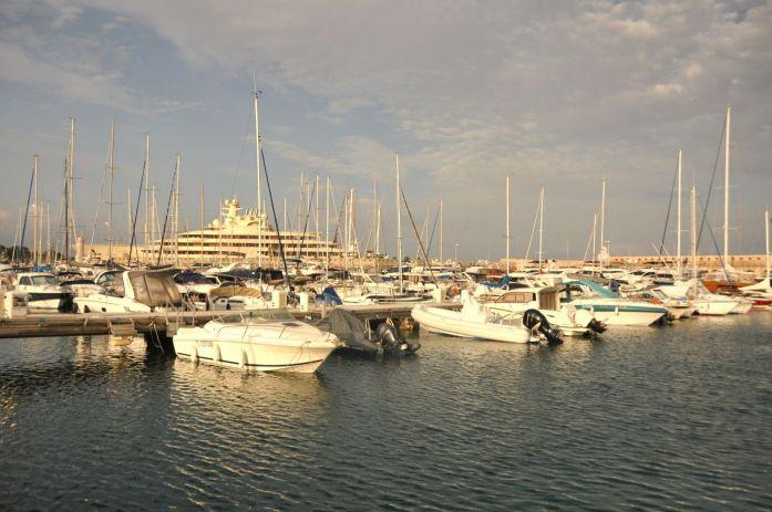 Port Vauban à Antibes - Blog La Marinière en Voyage