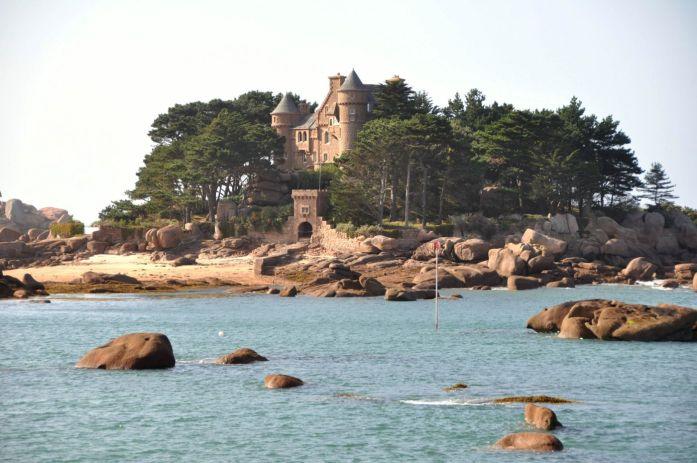 Château de Costaeres - La Marinière en Voyage