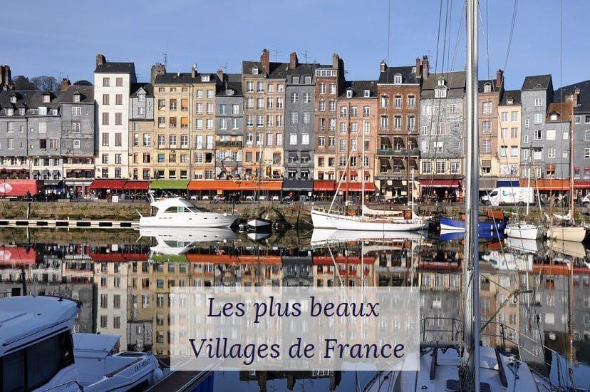 Les plus beaux villages