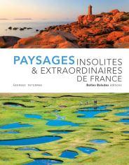 Livre Paysages insolites et extraordinaires