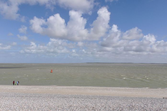 La Baie de Somme au Hourdel - Blog La Marinière en Voyage