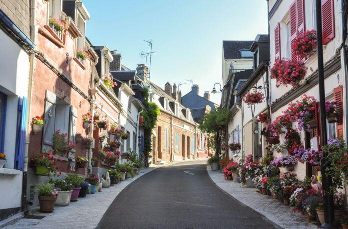 Le Courtgrain à Saint Valéry sur Somme - Blog La Marinière en Voyage