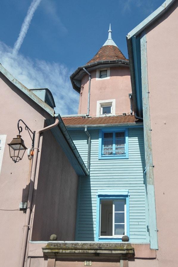 Centre historique de Montbéliard - blog La Marinière en Voyage
