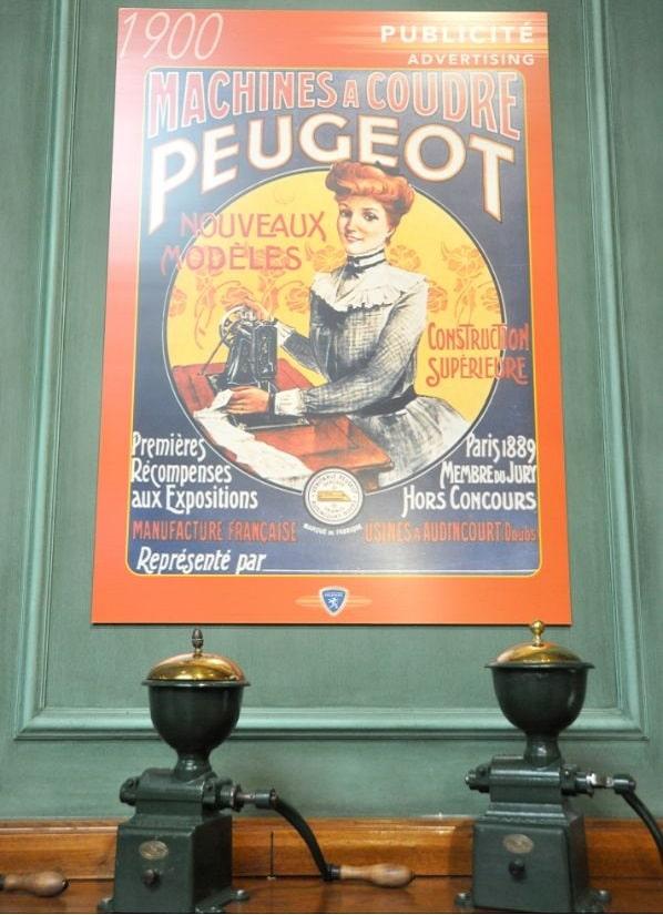 Musée de l'Aventure Peugeot - blog La Marinière en Voyage