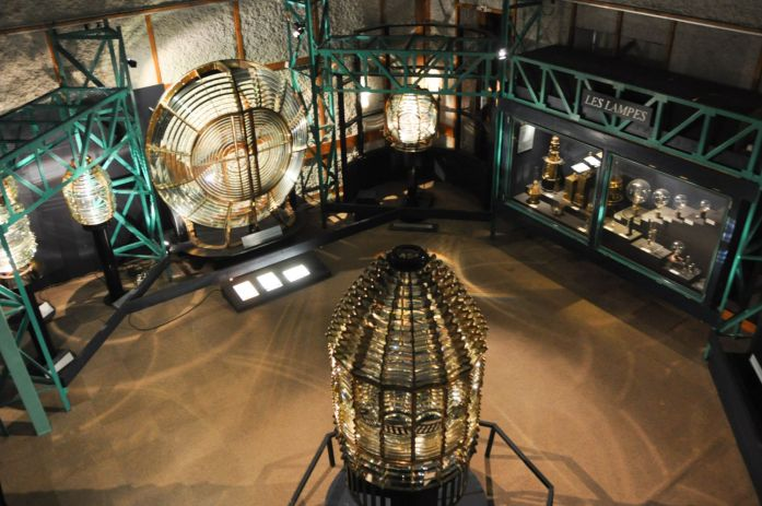 Musée des phares, Ouessant - Blog La Marinière en Voyage