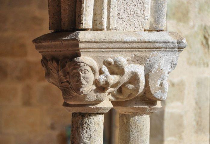 Abbaye de Flaran, Gers - Blog La Marinière en Voyage