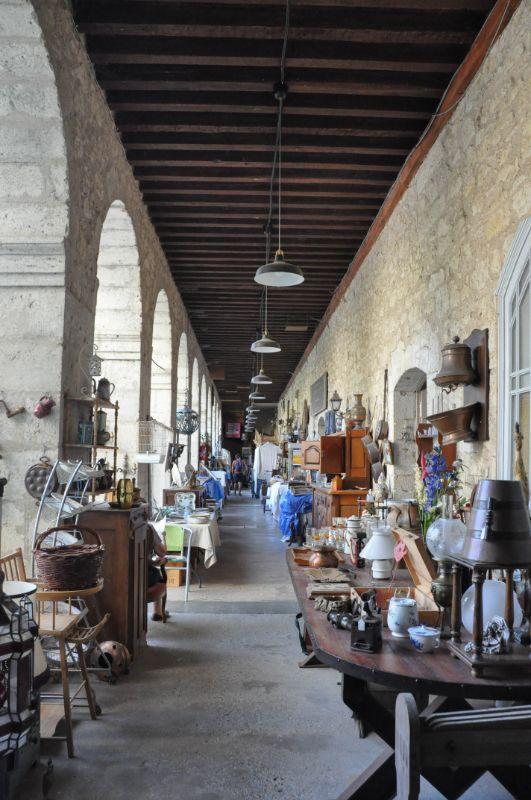 Village des Brocs à Lectoure - Blog La Marinière en Voyage