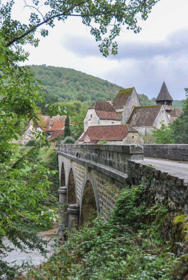 Espagnac Sainte Eulalie - blog La Marinière en Voyage
