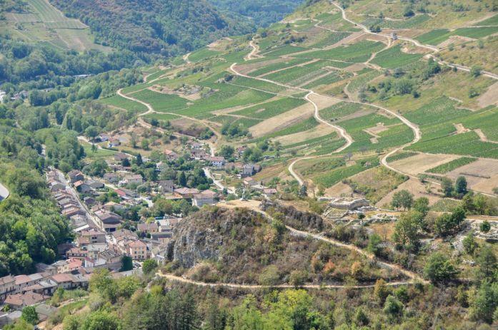 Vignobles du Bugey à Cerdon - Blog La Marinière en Voyage