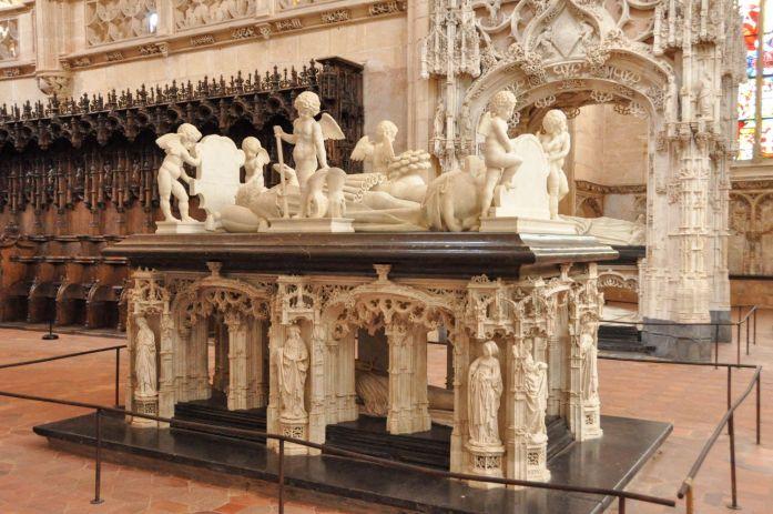 Monastère de Brou, Ain - Blog La Marinière en Voyage