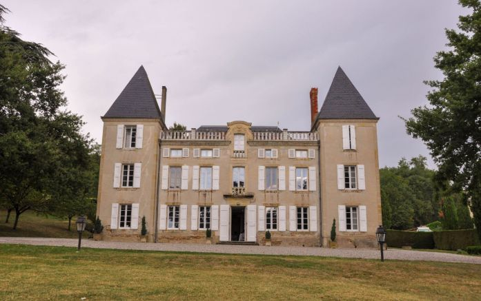Château de la Bousquetarié - Blog La Marinière en Voyage