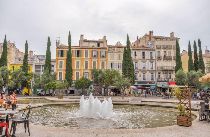Cours Julien, Marseille - Blog La Marinière en Voyage