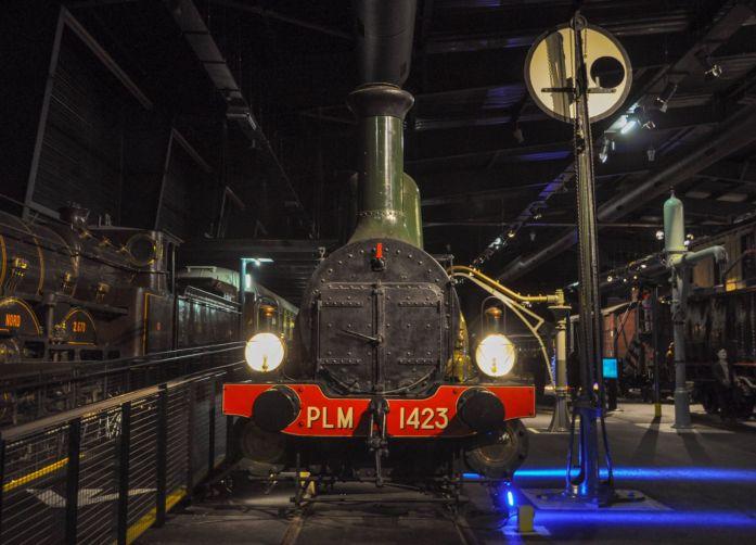 Cité du train Mulhouse - Blog La Marinière en Voyage